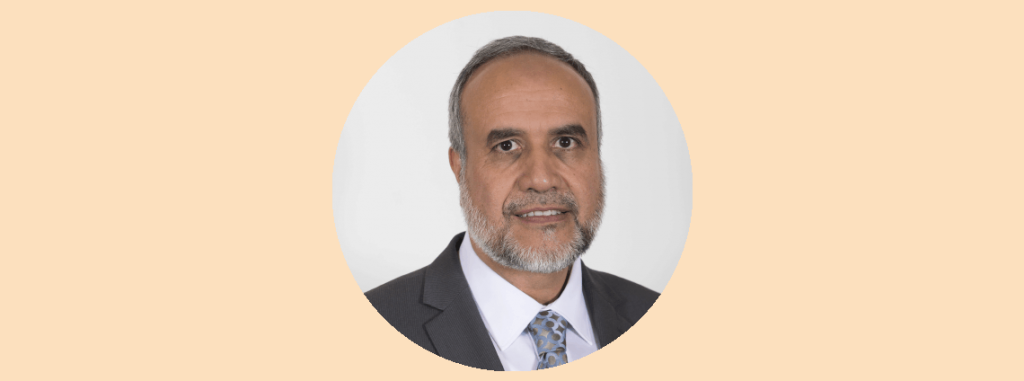 Masoud Nassimi – National Board Vice Chair