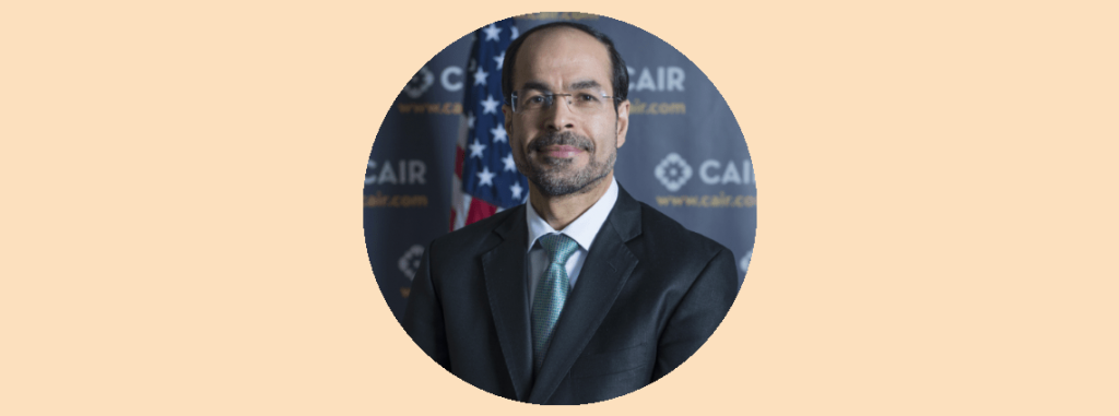 Nihad Awad – National Board Member