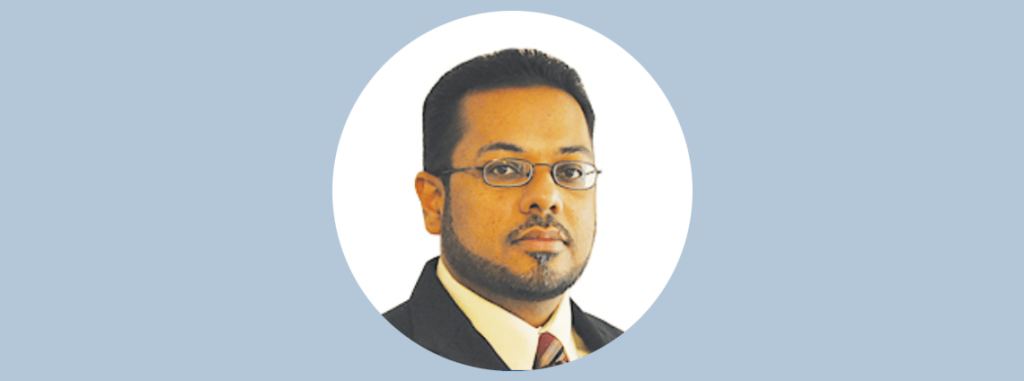 Omar Ali – National IT Director