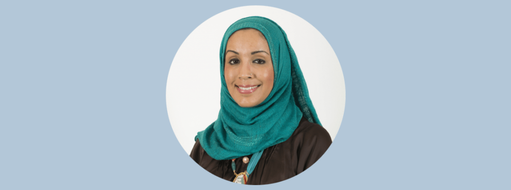 Zainab Chaudry – Director of Maryland Outreach