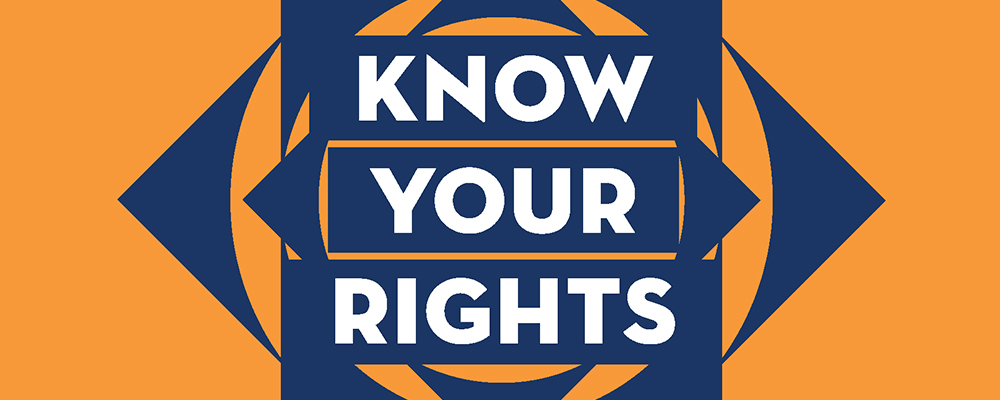 CAIR Know Your Rights