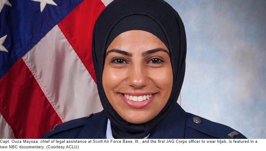 CAIR Supports New Air Force Guidelines Allowing Waivers for Beards, Turbans, Hijabs