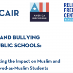CAIR Welcomes Md. School's Swift Response to Islamophobic Class Presentation, Bullying Incident