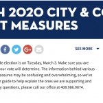 FINAL: CAIR-SFBA Launches Online Muslim Voter Guide for City, County Ballot Measures