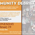 CAIR to Hold Community Debriefing After Incident Impacting Muslim Students at a Maryland Middle School