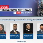 TONIGHT: CAIR's 'Daily Dose' COVID-19 Conversation to Focus on 'Balancing Fear and Hope' During the Coronavirus Pandemic