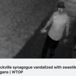 CAIR Condemns Neo-Nazi Vandalism Targeting Maryland Synagogue