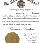 CAIR Welcomes Governor's Citation Acknowledging Maryland Muslim Communities Celebrating Eid ul-Fitr