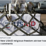 CAIR Calls for Firing of Anti-Muslim USAID Religious Freedom Advisor Mark Kevin Lloyd