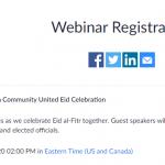 CAIR-NY Plus 20 Muslim Organizations Unite for Virtual Eid Celebration