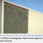 CAIR-Sacramento Valley Condemns Threatening, Racist Vandalism at North Highlands Church