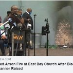 CAIR-SFBA Condemns Arson at Way Christian Church in Berkeley After Black Lives Matter Banner Put Up