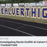 CAIR Condemns Racist Slurs Discovered on Md. High School Football Field, Urges Police to Investigate as Hate Crime