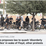 CAIR-Florida Objects to Gov. DeSantis' Unconstitutional Order Targeting Anti-Racism Protesters