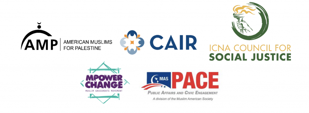 CAIR: Muslim Groups Issue Joint Letter Urging Turnout for Nov. 3rd Election, Participation in Sunday Election Town Hall and Phone Bank