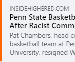 CAIR-Pittsburgh Welcomes Resignation of Penn State's Basketball Coach After Racist Comments