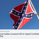 CAIR Supports Bill to Repeal Arkansas Confederate Flag Day