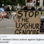 CAIR Welcomes U.S. Labeling of China's Actions Against Uyghur Muslims as 'Genocide'