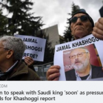 DAWN, CAIR and Code Pink to Respond to Release of U.S. Intelligence Report on Murder of Washington Post Journalist Jamal Khashoggi