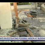 CAIR-LA Decries Suspected Arson at Buddhist Temple in Little Tokyo