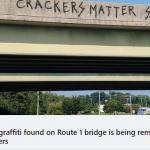 CAIR Condemns Nazi SS Graffiti on Delaware Bridge
