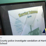 CAIR Condemns Apparent Racially-Motivated Vandalism at Harriet Tubman School in Maryland, Offers Assistance in Clean-Up Efforts