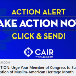 CAIR Welcomes Introduction of July Muslim-American Heritage Month Congressional Resolution