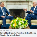 CAIR OP-ED: Afghanistan is Not Enough. President Biden Should End All Forever Wars in the Middle East
