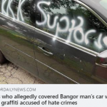 CAIR Welcomes Civil Rights Complaint for Racist KKK Vandalism Targeting Pakistani-American in Maine