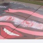 CAIR Condemns Racist Graffiti Defacing N.C. Mural Honoring Black People Killed by Police