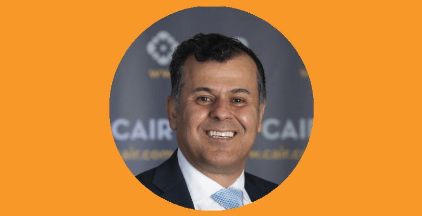 Emad Sabbah National Board Member