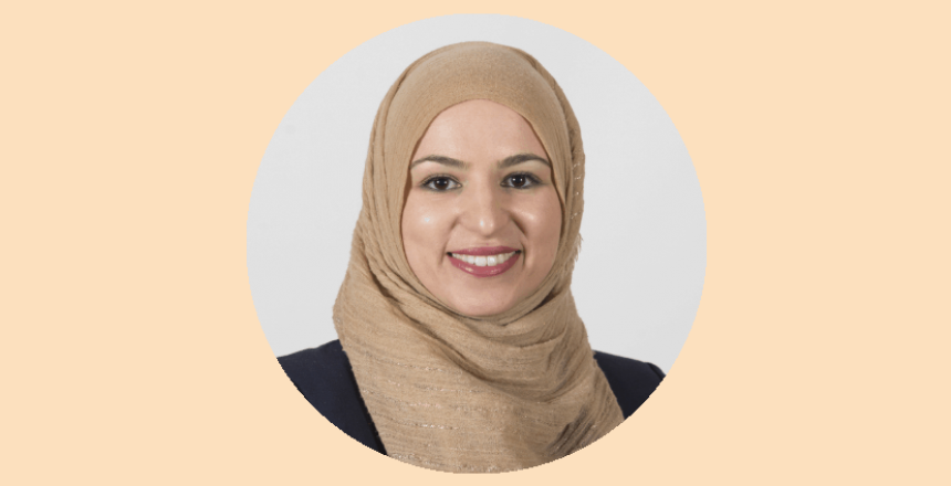Roula Allouch – National Board Chair